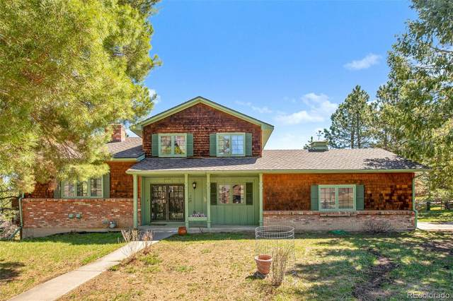 6124 Powell Road, Parker, CO 80134 (#4982880) :: Wisdom Real Estate