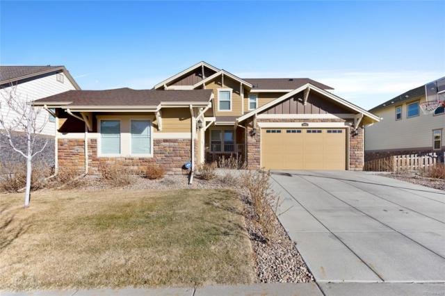 5950 S Little River Way, Aurora, CO 80016 (#4983294) :: The Peak Properties Group