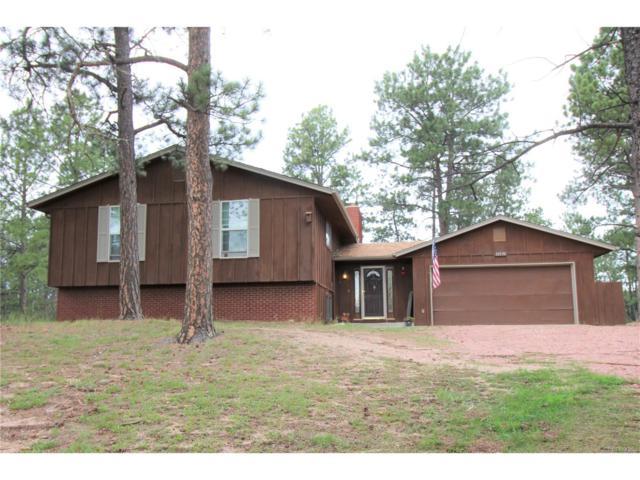 10570 Hungate Road, Colorado Springs, CO 80908 (MLS #4983386) :: 8z Real Estate