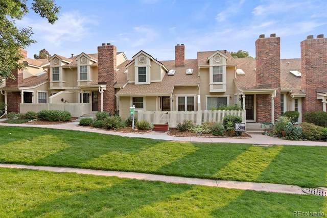 2901 W Long Drive F, Littleton, CO 80120 (MLS #4983434) :: 8z Real Estate