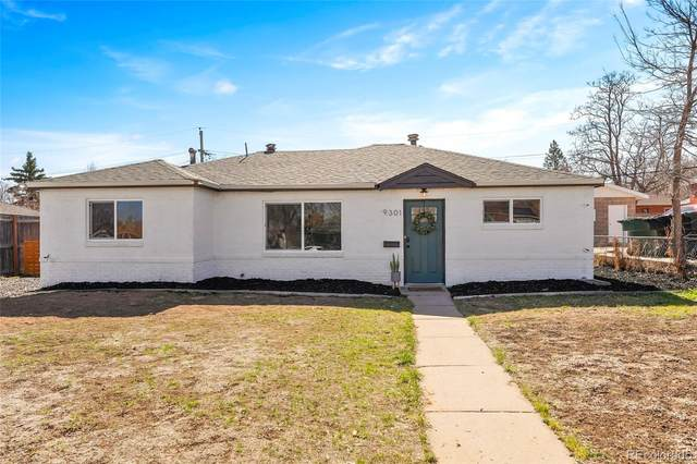 9301 Nagel Drive, Thornton, CO 80229 (#4983820) :: The Griffith Home Team