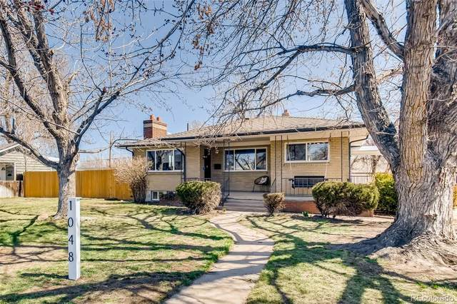 1048 S Patton Court, Denver, CO 80219 (#4983862) :: Portenga Properties