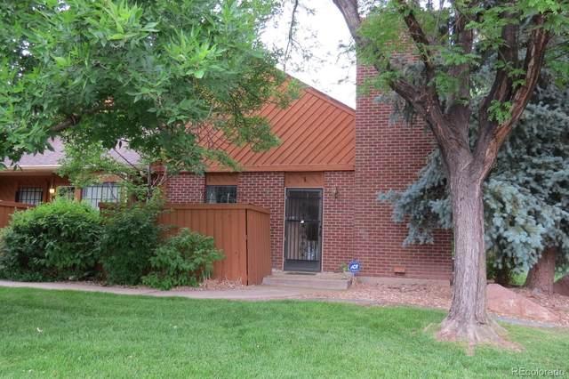 3300 W Florida Avenue #1, Denver, CO 80219 (#4984596) :: iHomes Colorado