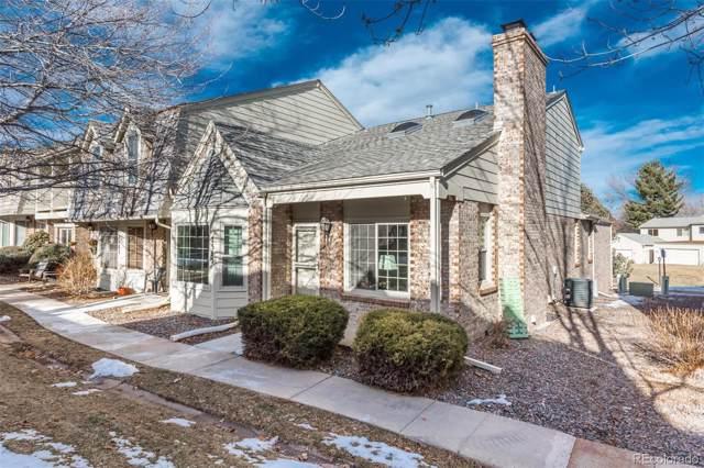 7585 S Cove Circle, Centennial, CO 80122 (MLS #4984714) :: 8z Real Estate