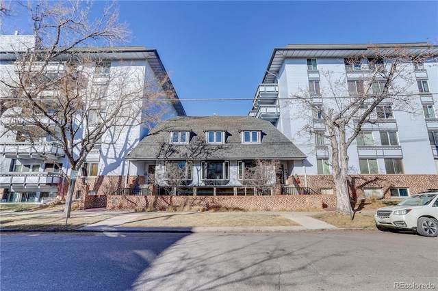555 E 10th Avenue #12, Denver, CO 80203 (#4984740) :: iHomes Colorado
