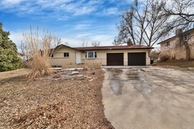 982 W 101st Avenue, Northglenn, CO 80260 (#4985047) :: The City and Mountains Group