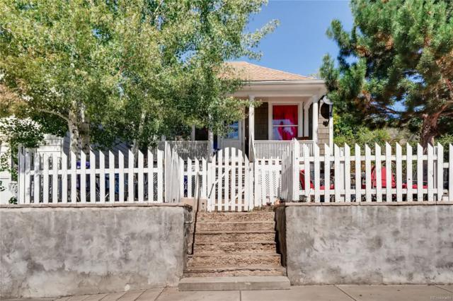 632 Colorado Boulevard, Idaho Springs, CO 80452 (#4985356) :: HomePopper