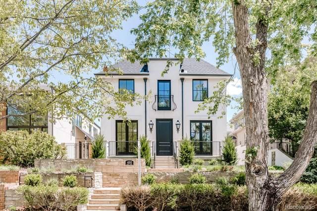 460 Adams Street, Denver, CO 80206 (#4985393) :: Real Estate Professionals