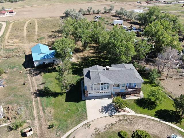24081 E 152nd Avenue, Brighton, CO 80603 (#4985771) :: The Heyl Group at Keller Williams