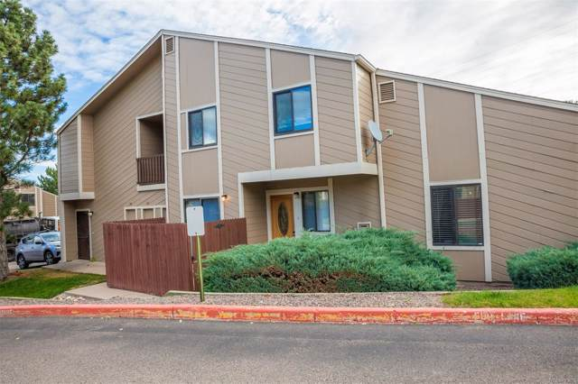 18278 W 58th Place #42, Golden, CO 80403 (MLS #4986461) :: 8z Real Estate