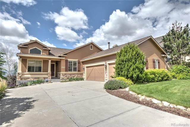2373 Ledgewood Drive, Colorado Springs, CO 80921 (#4986664) :: Berkshire Hathaway HomeServices Innovative Real Estate