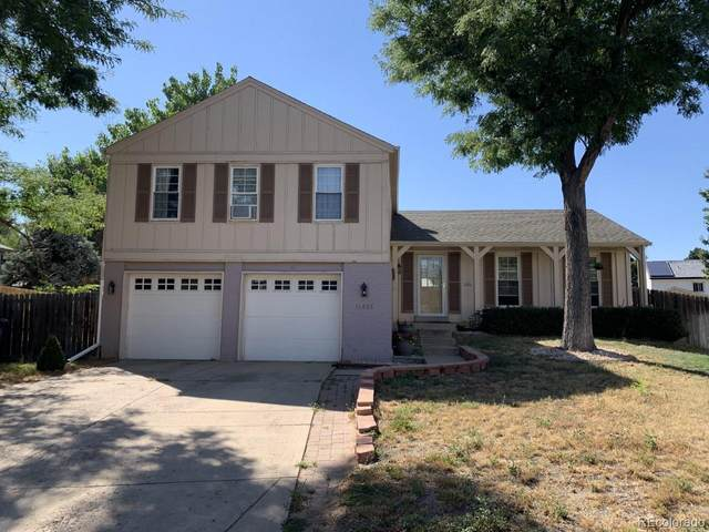 14855 E Caspian Place, Aurora, CO 80014 (MLS #4986715) :: Kittle Real Estate