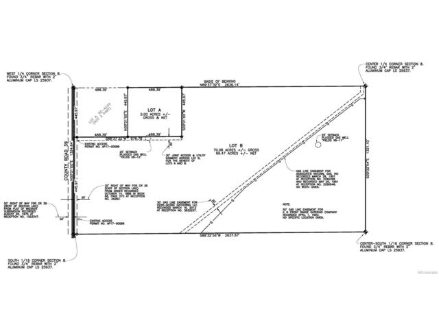 County Road 39, Fort Lupton, CO 80621 (MLS #4987027) :: 8z Real Estate