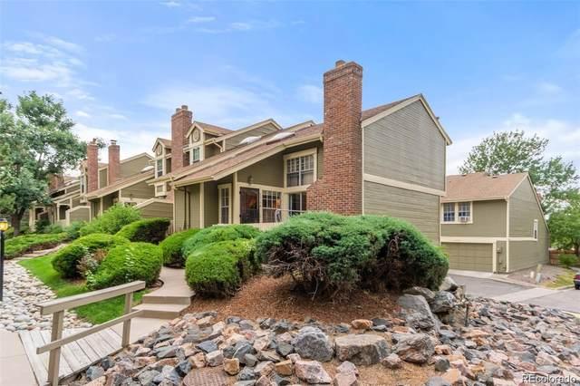 2019 S Hannibal Street A, Aurora, CO 80013 (#4987158) :: Compass Colorado Realty