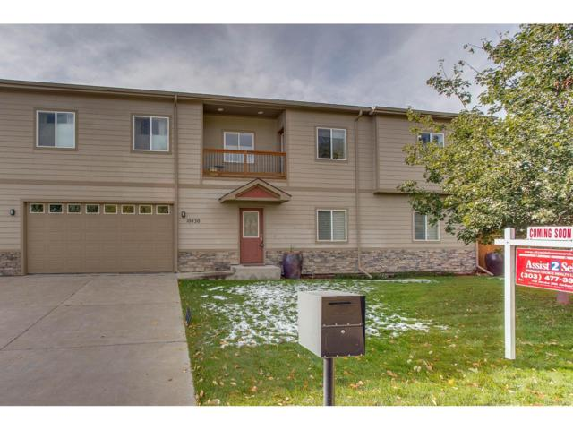 10430 W 44th Place, Wheat Ridge, CO 80033 (#4987255) :: Ford and Associates