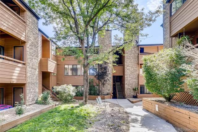 4661 S Decatur Street #107, Englewood, CO 80110 (#4987486) :: You 1st Realty
