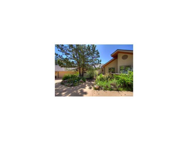 9612 Mountain Ridge Place, Boulder, CO 80302 (#4987597) :: The Peak Properties Group