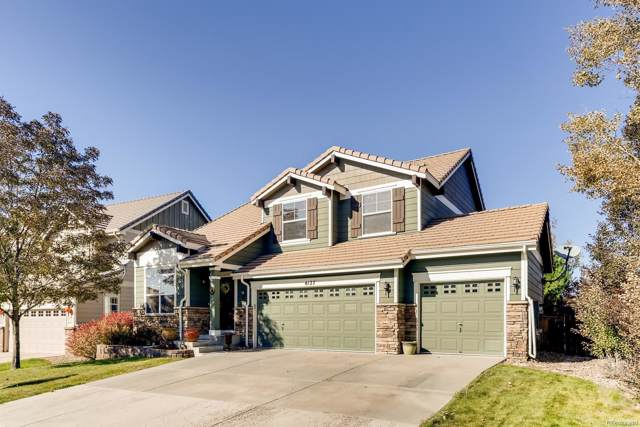 4127 Blacktail Court, Castle Rock, CO 80109 (#4987776) :: HomeSmart Realty Group