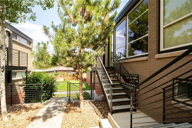 900 Eudora Street #203, Denver, CO 80220 (#4987865) :: Kimberly Austin Properties