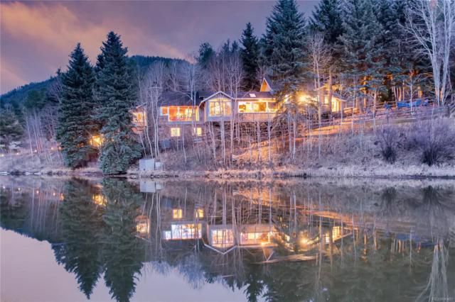 4241 S Meadow Brook Lane, Evergreen, CO 80439 (MLS #4988369) :: 8z Real Estate
