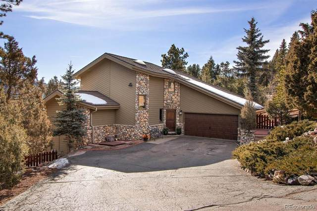 4044 Alpine Drive, Evergreen, CO 80439 (#4988409) :: Compass Colorado Realty