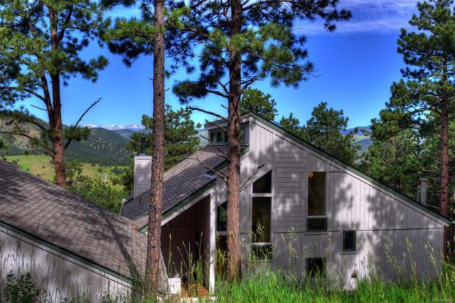 23084 Pinecrest Road, Golden, CO 80401 (MLS #4988428) :: 8z Real Estate