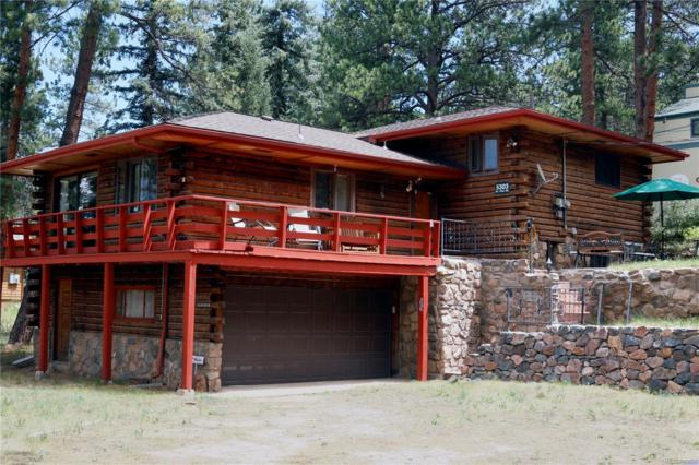 5303 S Pine Road, Evergreen, CO 80439 (#4988708) :: The City and Mountains Group
