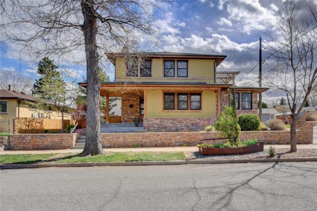 1630 E Jewell Avenue, Denver, CO 80210 (MLS #4988773) :: 8z Real Estate