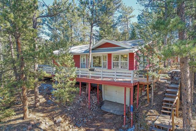 21228 Taos Road, Indian Hills, CO 80454 (#4988965) :: Real Estate Professionals