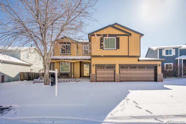 2982 E 108th Drive, Northglenn, CO 80233 (#4989050) :: The HomeSmiths Team - Keller Williams