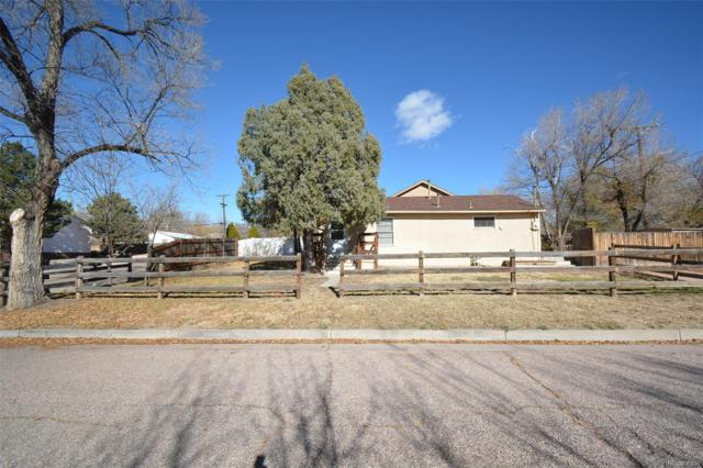 915 Bennett Avenue, Colorado Springs, CO 80909 (#4989125) :: The Heyl Group at Keller Williams