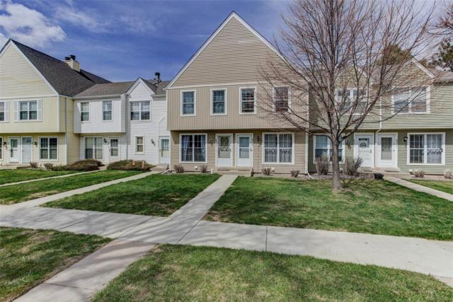 8930 W Dartmouth Place, Lakewood, CO 80227 (#4989528) :: Compass Colorado Realty
