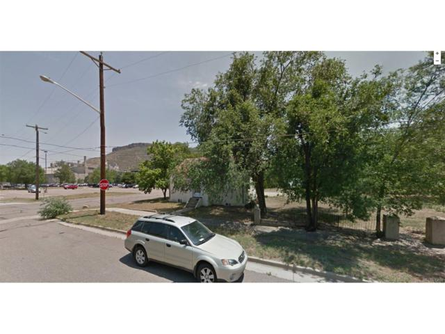 501 9th Street, Golden, CO 80401 (#4989846) :: The City and Mountains Group