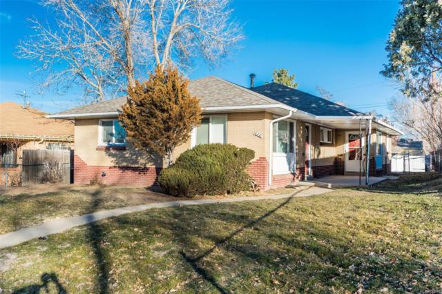 3660 Jasmine Street, Denver, CO 80207 (#4989898) :: 5281 Exclusive Homes Realty