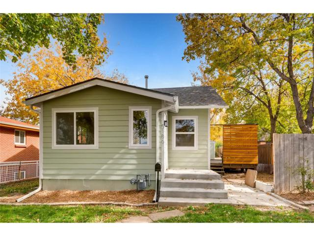 5186 Tennyson Street, Denver, CO 80212 (#4989938) :: The Peak Properties Group
