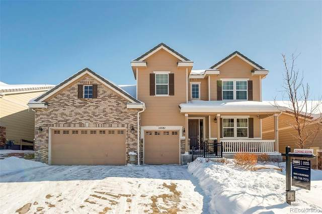 14081 Sierra Ridge Circle, Parker, CO 80134 (#4990464) :: The Harling Team @ Homesmart Realty Group