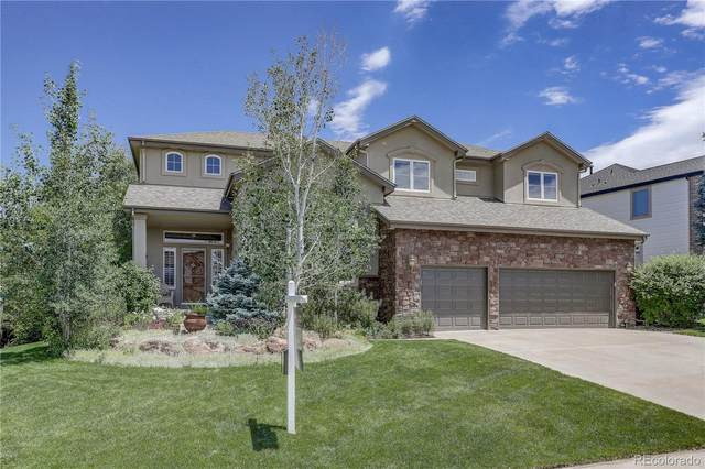 10964 Puma Run, Littleton, CO 80124 (#4990975) :: Bring Home Denver with Keller Williams Downtown Realty LLC