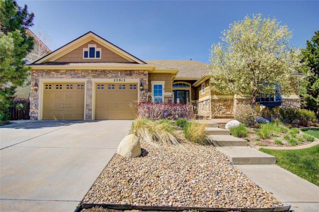 25915 E Euclid Drive, Aurora, CO 80016 (#4991305) :: House Hunters Colorado