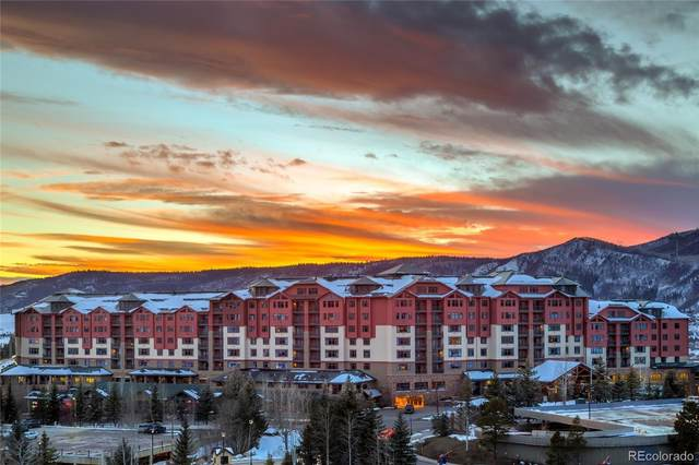 2300 Mount Werner Circle 459/460, Steamboat Springs, CO 80487 (#4991443) :: Mile High Luxury Real Estate