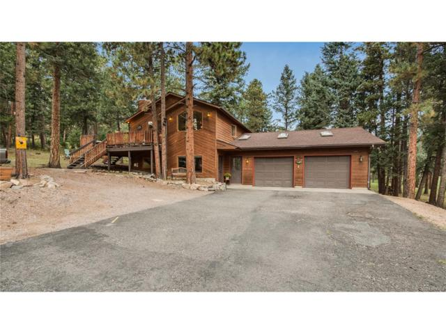 9627 Hurty Avenue, Conifer, CO 80433 (MLS #4991478) :: 8z Real Estate