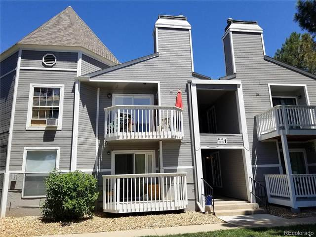 4450 S Pitkin Street #127, Aurora, CO 80015 (#4991633) :: The DeGrood Team