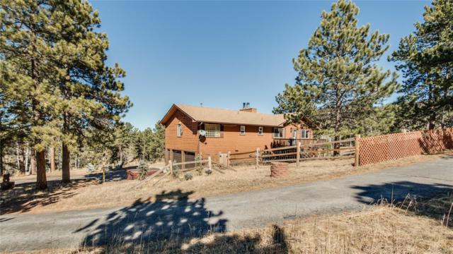 8613 Gray Fox Drive, Evergreen, CO 80439 (#4991963) :: The Peak Properties Group