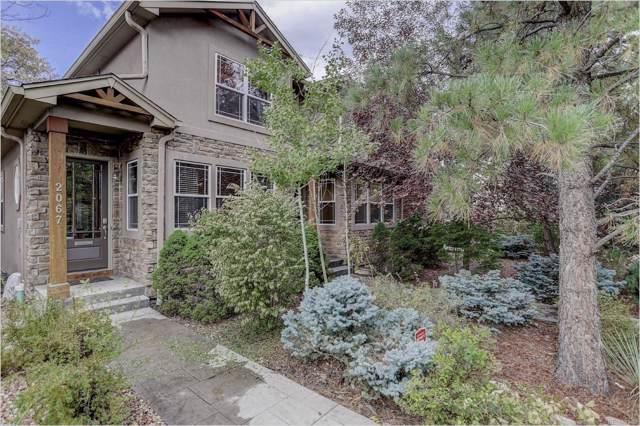 2067 S Columbine Street, Denver, CO 80210 (#4992109) :: Wisdom Real Estate