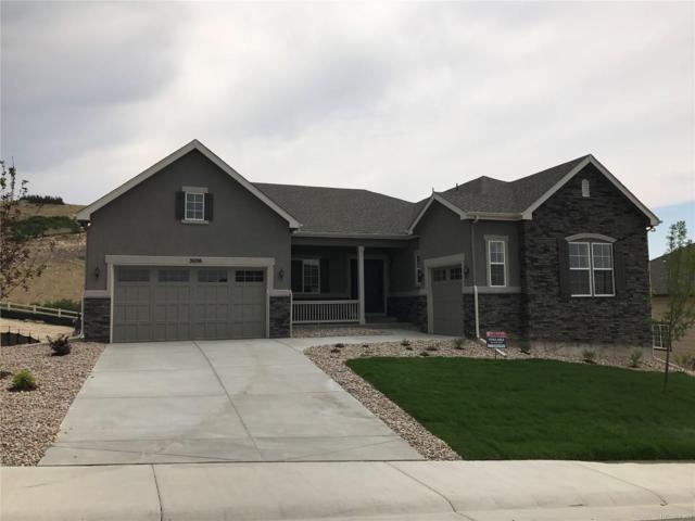3696 Mighty Oaks Street, Castle Rock, CO 80104 (MLS #4992607) :: 8z Real Estate