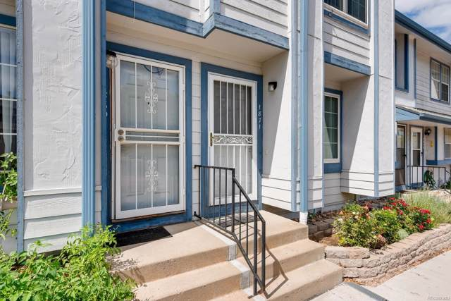 1871 Newland Court, Lakewood, CO 80214 (MLS #4992667) :: 8z Real Estate
