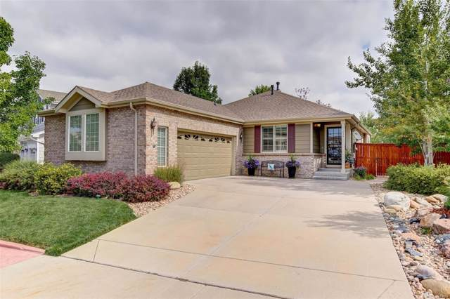 11834 High Desert Road, Parker, CO 80134 (#4992825) :: The Heyl Group at Keller Williams