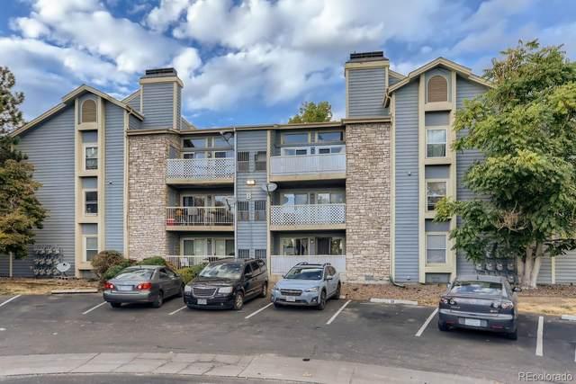 8843 Colorado Boulevard #102, Thornton, CO 80229 (MLS #4992848) :: Wheelhouse Realty