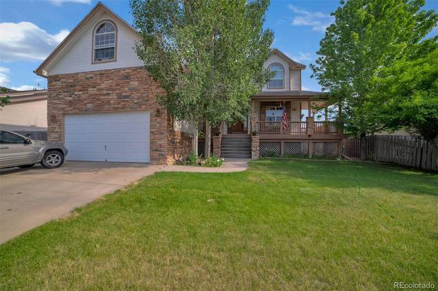 5884 Wood Duck Court, Frederick, CO 80504 (#4993142) :: The Dixon Group