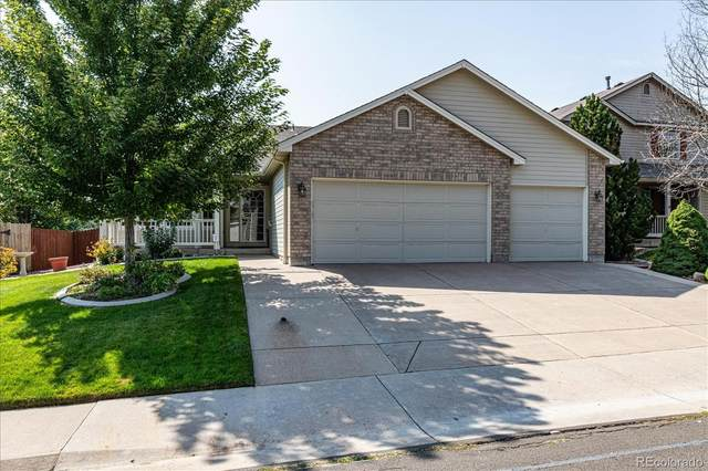 5293 S Nepal Way, Centennial, CO 80015 (#4993660) :: Bring Home Denver with Keller Williams Downtown Realty LLC