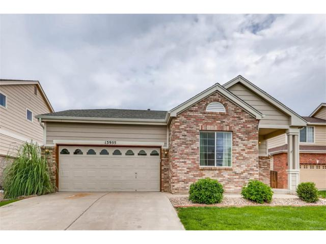 13955 E 105th Avenue, Commerce City, CO 80022 (MLS #4993786) :: 8z Real Estate
